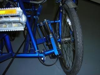 Steering mechanism (small)
