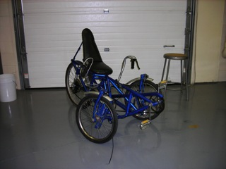 Human Powered Vehicle (small)